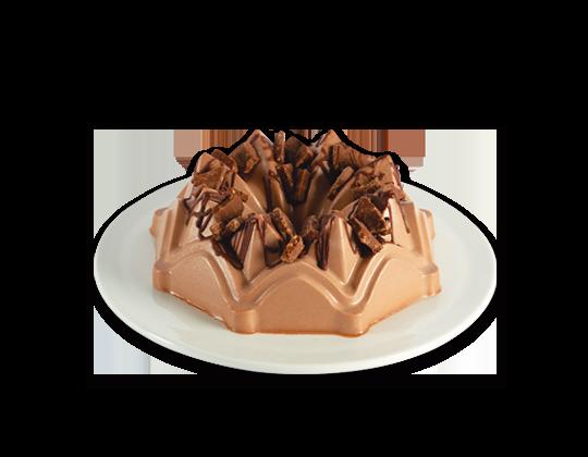 Gelatina de Chocolate 1