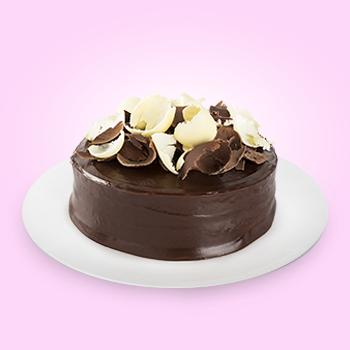 Pastel de Chocolate con Chocolate