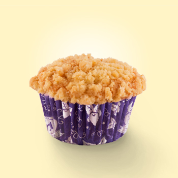 Muffin de Cajeta